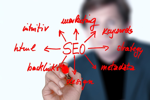 new website SEO strategy